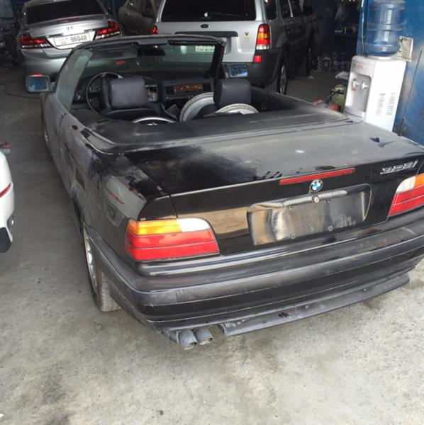 Used BMW 328CI Convertible 1997 - Project in Dubai, UAE