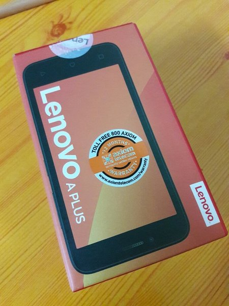 Used Lenovo A Plus in Dubai, UAE