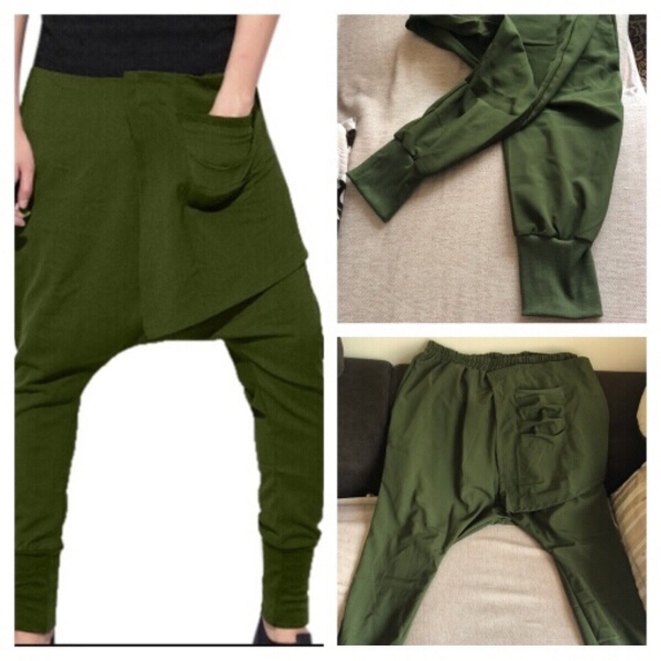 Used Men harem pencil pants 5XL in Dubai, UAE