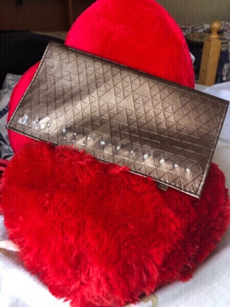 Used New Original Swarovski jewelry clutch👇 in Dubai, UAE