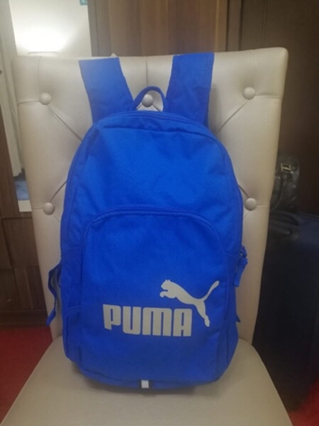 Used AUTHENTIC PUMA BACK PACK..USED ONCE.. in Dubai, UAE