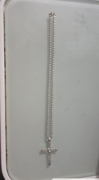Used Buy 1 take 1 Silver Necklace in Dubai, UAE