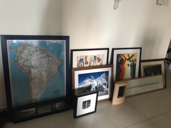 Used Framed picture,various sizes in Dubai, UAE