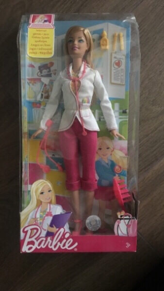 Used Dr Barbie with Dr accessories!! in Dubai, UAE