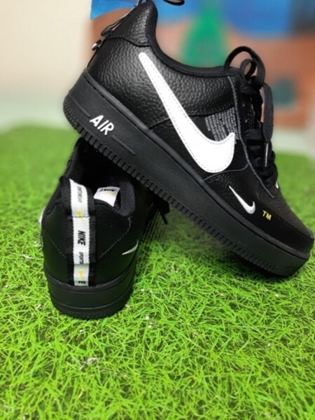 Used Nike Airforce 1 - Black size 36-44 in Dubai, UAE