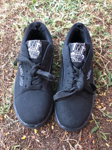 Used Vans TNT Off The Wall size 38 in Dubai, UAE