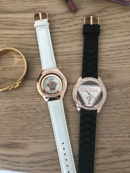 Used Two watches and bracelet in Dubai, UAE