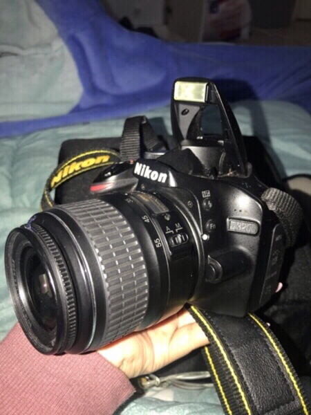 Used Nikon D3200 in Dubai, UAE
