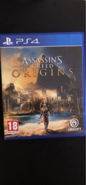 Used Assassins creed origins in Dubai, UAE