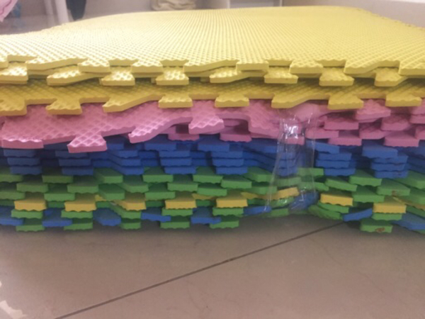 Used Play foam in Dubai, UAE