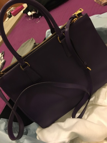 Used Original Prada Bag in Dubai, UAE