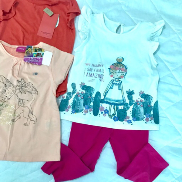 Used Brand New Girls Clothes (3-4yrs) in Dubai, UAE
