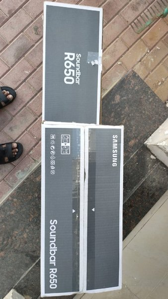 Used SAMSUNG SOUNDBAR R650 in Dubai, UAE