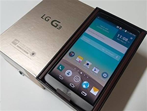 Used LG G3 Used As 2nd Phone With Box And Charger And Has 2 Back Case And 2 Flip Cover  in Dubai, UAE
