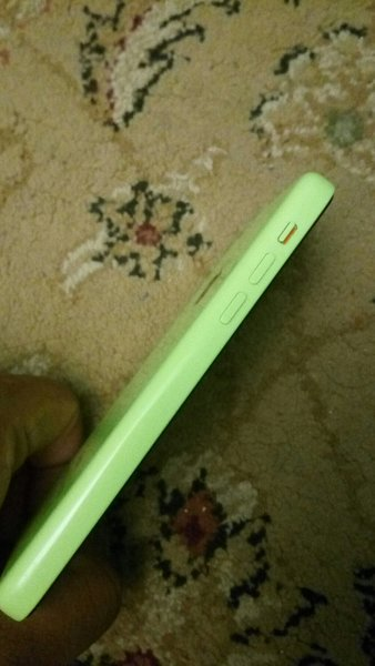 Used iPhone 5C 16gb Green Color in Dubai, UAE