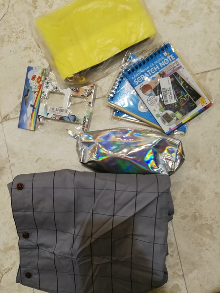 Used Buy men shirt and get stationery free in Dubai, UAE