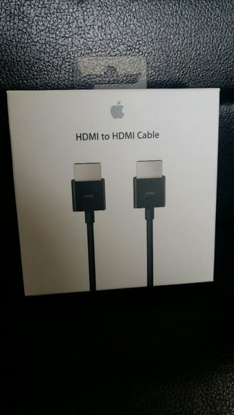Used Brand New Apple HDMI to HDMI original in Dubai, UAE