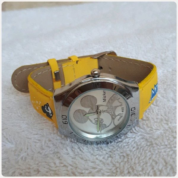Used Micky mouse watch in Dubai, UAE