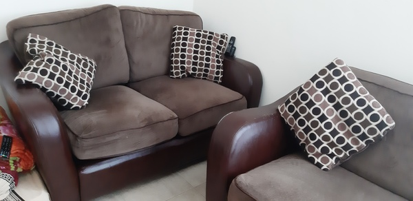 Used Homecenter sofa set for sale in Dubai, UAE