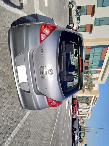 Used Nissan Car in Dubai, UAE