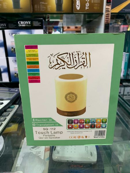 Used Quran speaker with touch and multi lang in Dubai, UAE
