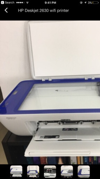 Used Hp 2630 printer  in Dubai, UAE