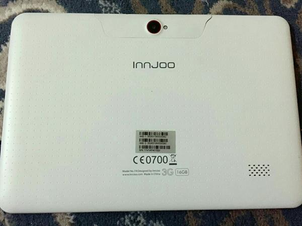 Innjoo Tablet 10.1 Inch 3g 16 Gb with box and charge with box