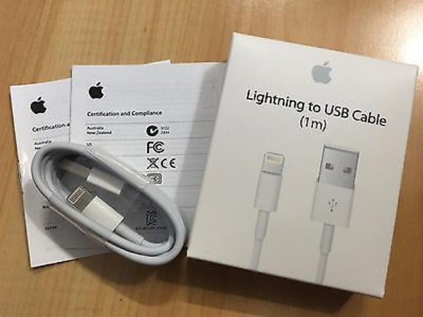 Used *Best Offer* Apple Authentic Charging Cable For Sale.1 Year Warranty in Dubai, UAE