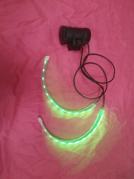 Used Bike Colorful Light change any color you in Dubai, UAE