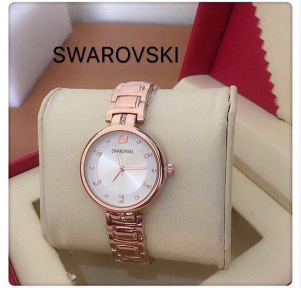Used Swarovski watch brand new in Dubai, UAE