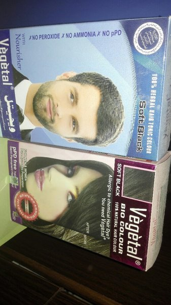 Used Hair colr box in Dubai, UAE