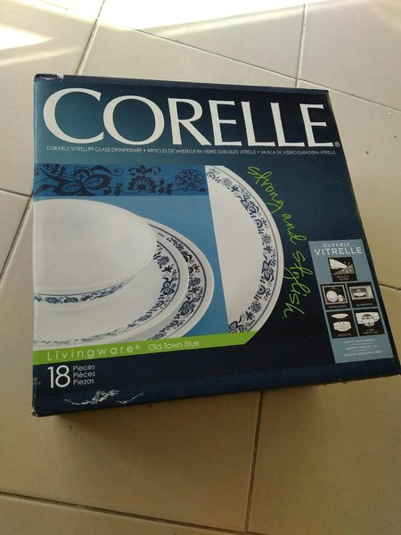 Used Corelle livingware in Dubai, UAE