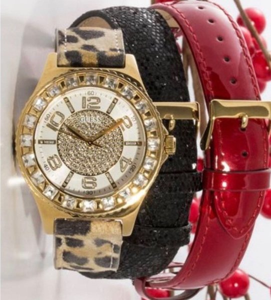 Used Guess watch authentic new in Dubai, UAE