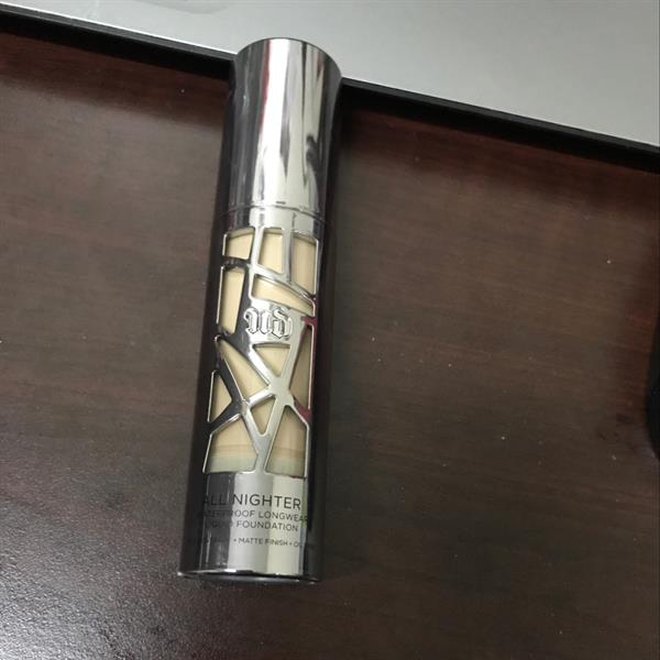 Used Sephora Waterproof All Nighter In The Shade Of 5.0 W/ Free NYX Butter Gloss in Dubai, UAE