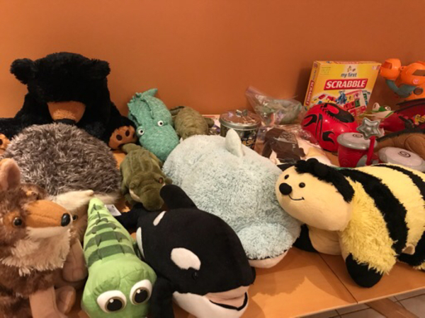 Used Stuffed animals 10-30 aed each in Dubai, UAE