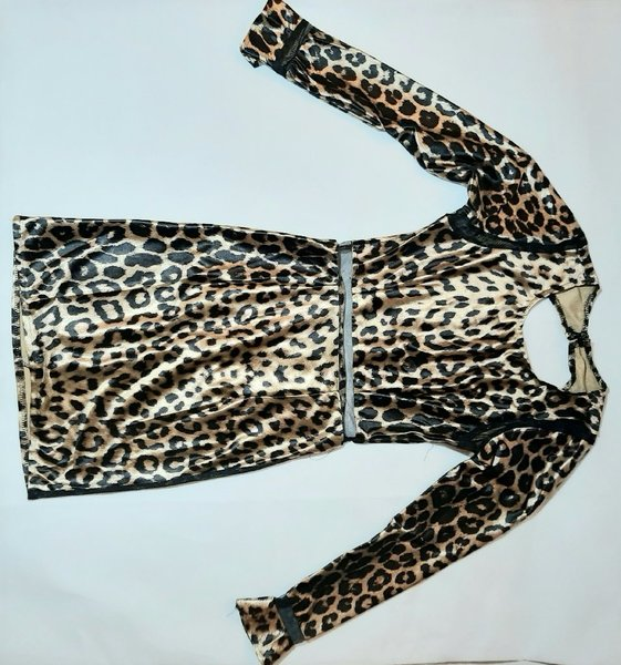 Used Tiger print top for girls in Dubai, UAE