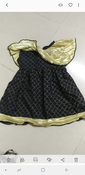 Used Baby frok with nappy bags bundle offer in Dubai, UAE