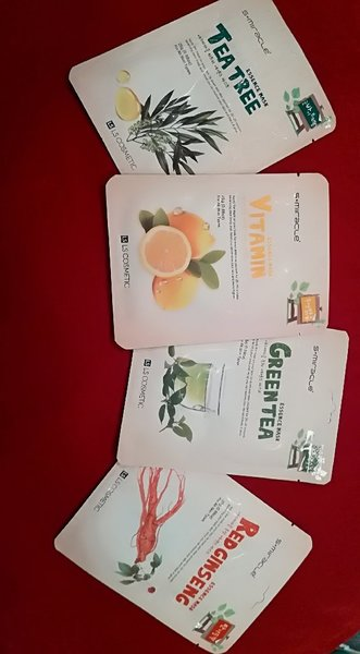 Used S+Miracle Essence Mask for All Skin Type in Dubai, UAE
