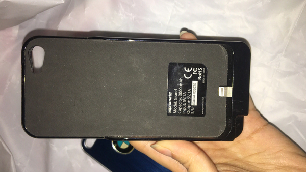 Used ORIGINAL BMW&PROMATE CHARGING 5s case in Dubai, UAE