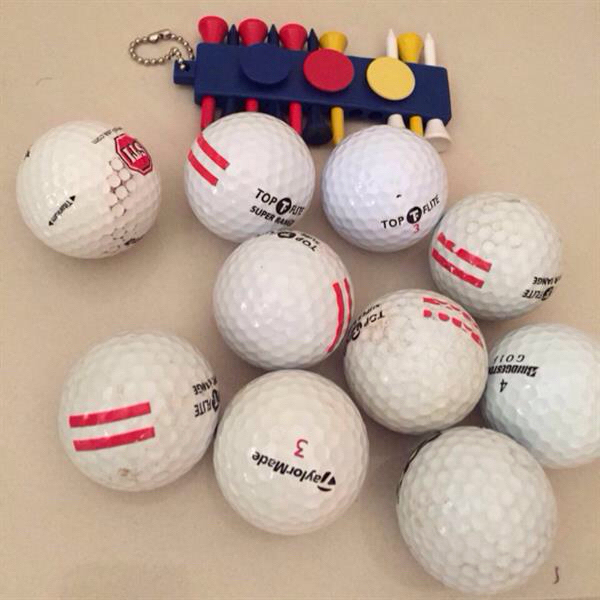Used Brand New Dunlop 65 Golf Kit, With Golf Clubs, Golf Balls And Bag. Excellent Condition. Used Only A Couple Of Times. in Dubai, UAE