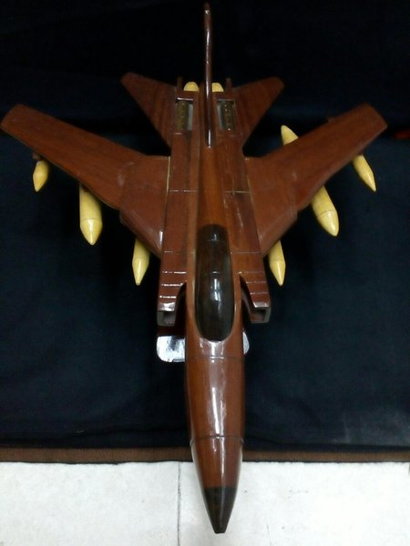 Used Wooden Fighter Jet - Large in Dubai, UAE