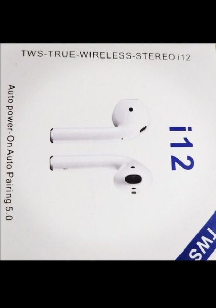 Used I 12 Airpod New iibv in Dubai, UAE
