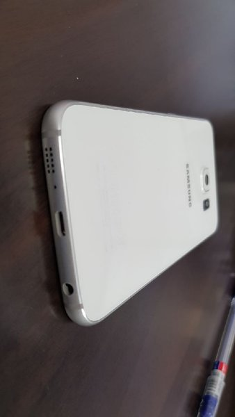 Used Samsung S6 white 64gb in Dubai, UAE