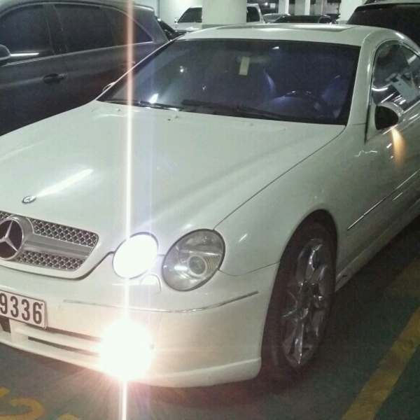 Used MERCEDES-BENZ CL55 TOP OF THE RANGE JAPANESE COUPE LOW MILAGE NO ACCIDENT  EXTRA CLEAN AND LUXURY  in Dubai, UAE