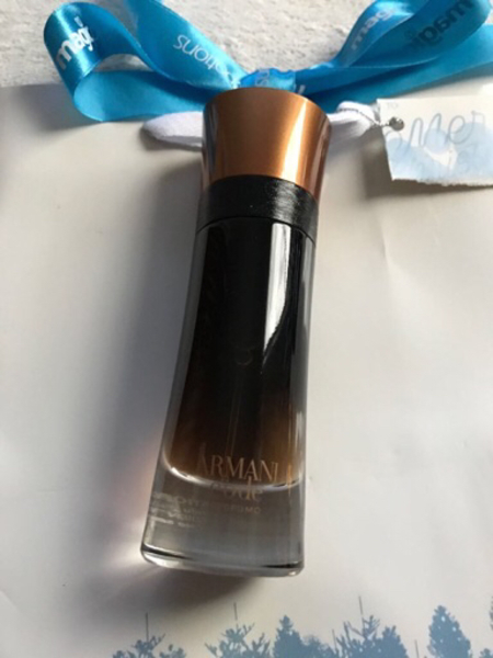 Used Authentic tester Armani code Profumo in Dubai, UAE