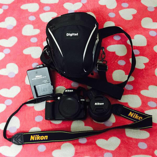 Used NIKON DSLR  EXCELLENT WORKING CONDITION WITH LENS in Dubai, UAE