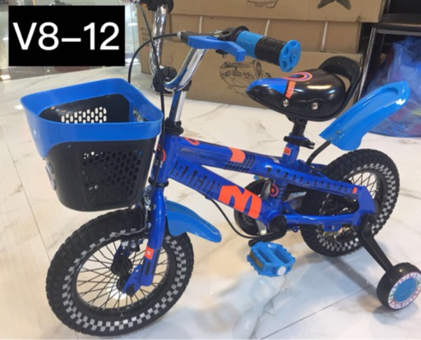 """Used New 12"""" V8 Bicycle for kid  in Dubai, UAE"""