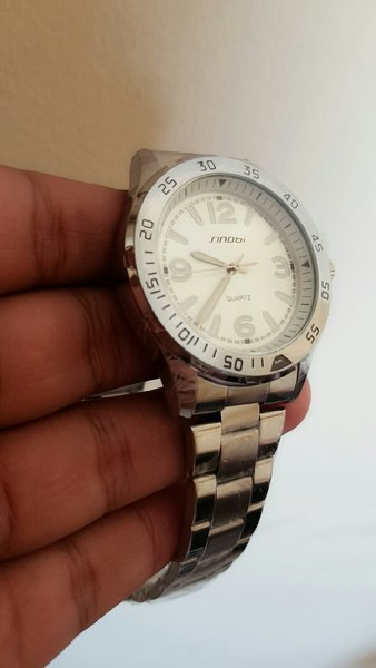 Used Sinobi Limited Edition Watch-Silver Dial in Dubai, UAE