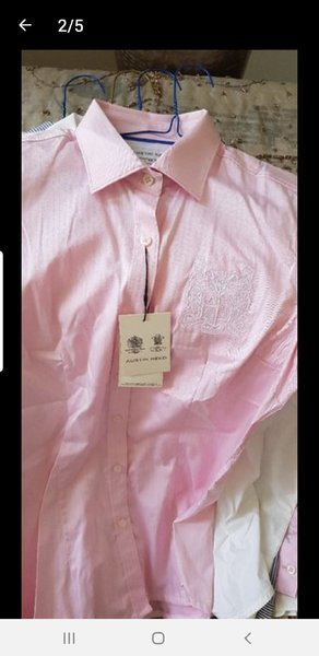Used PRICE FOR ALL  BUSINESS SHIRTS      10UK in Dubai, UAE