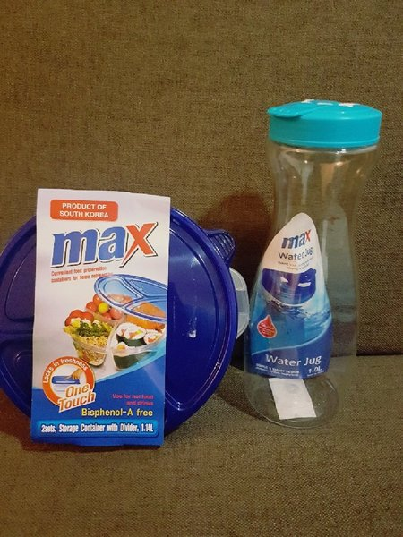 Used Water Jug and Food Containers in Dubai, UAE